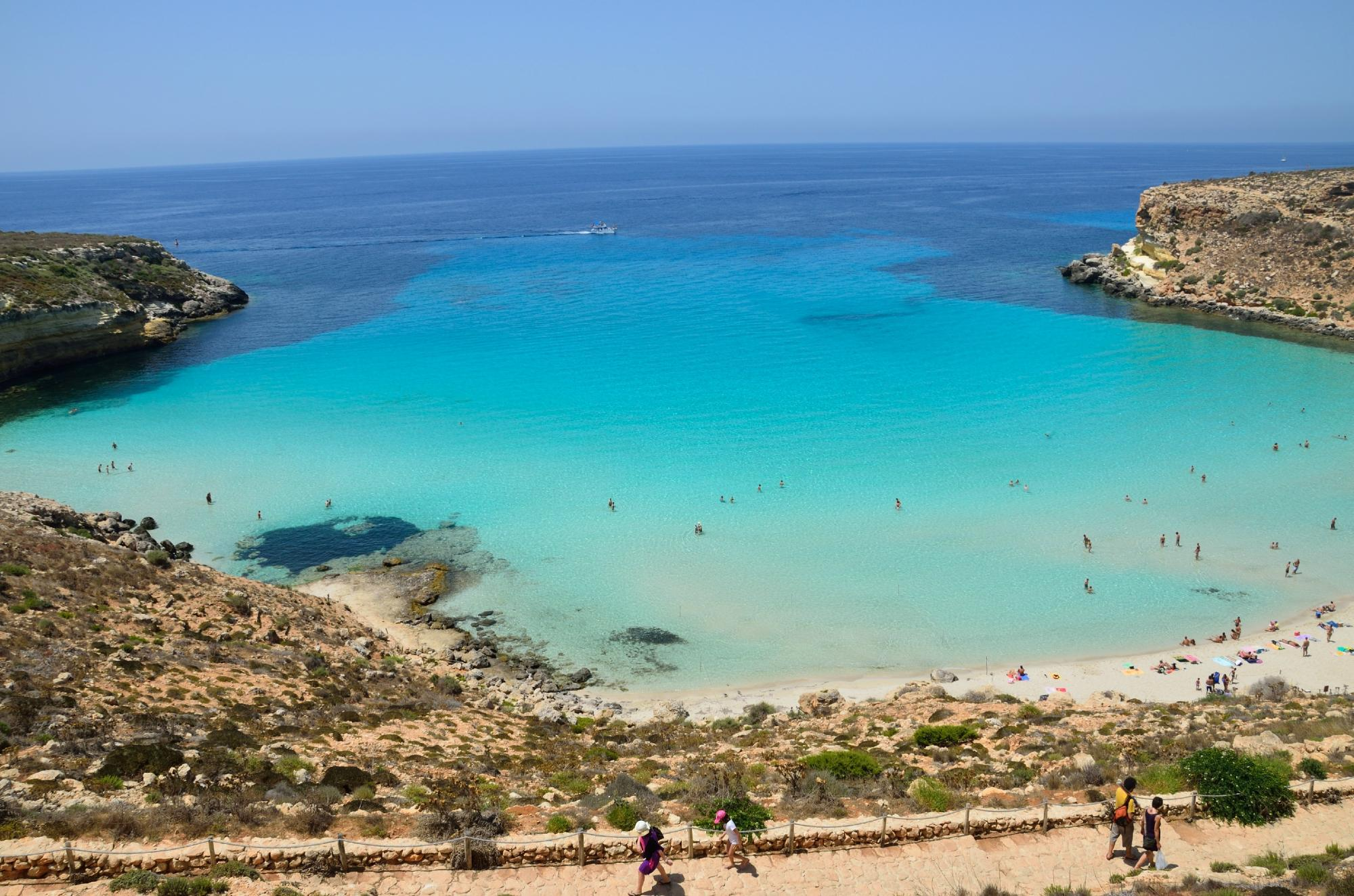The best beaches in italy 10 magic destinations the for Top 1 beach in the world
