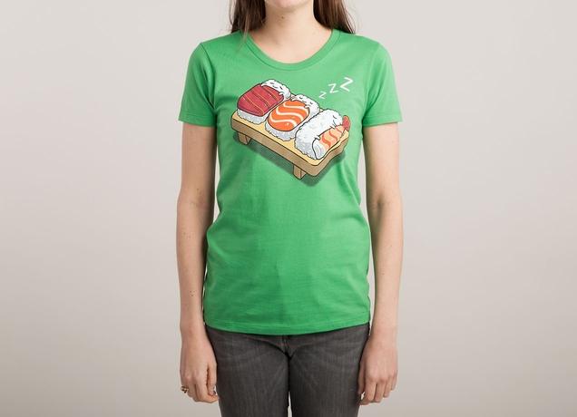 Sushi Woman's T-Shirt