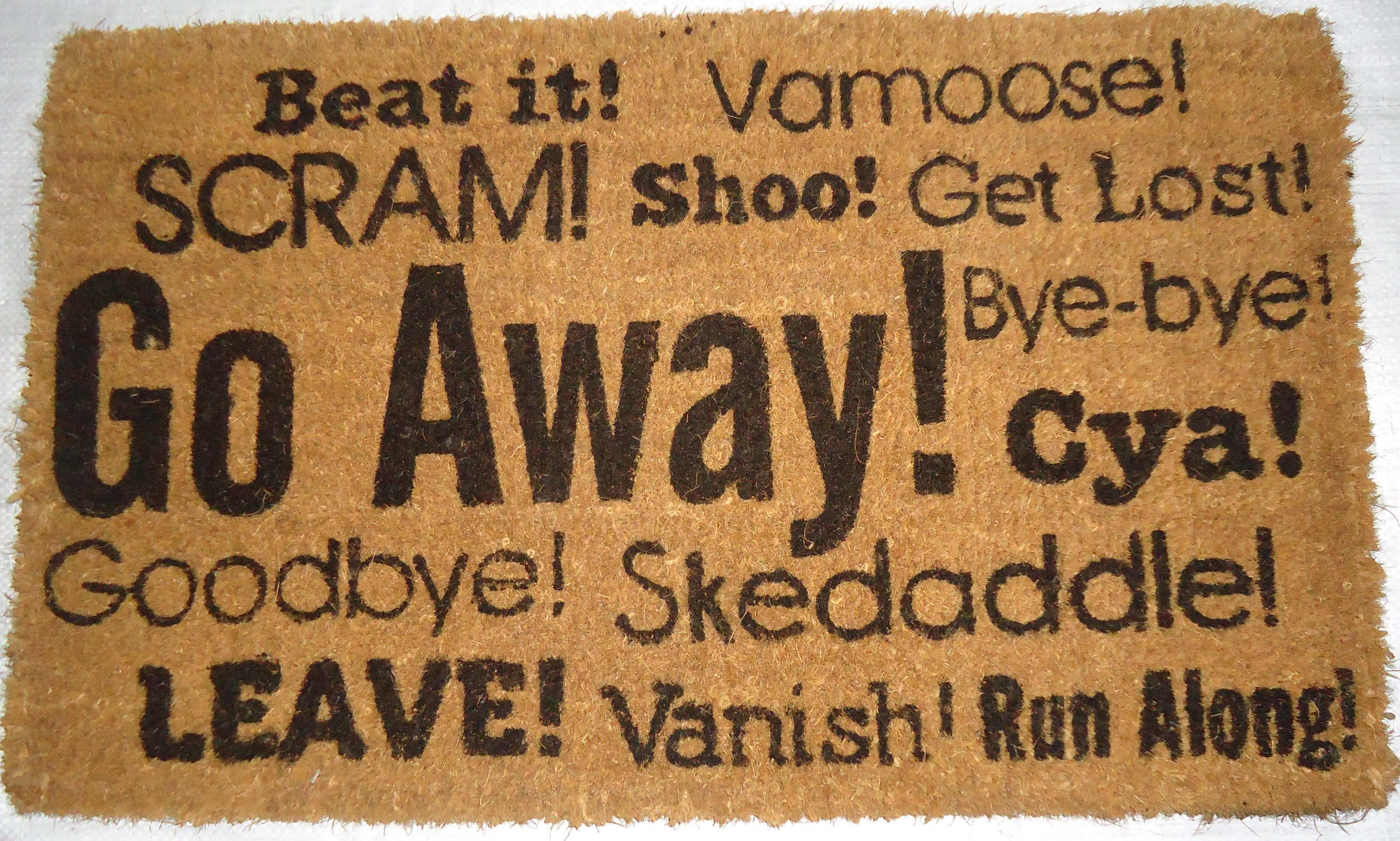 The 10 Funniest Doormats A Special Gift The Priceless Guide